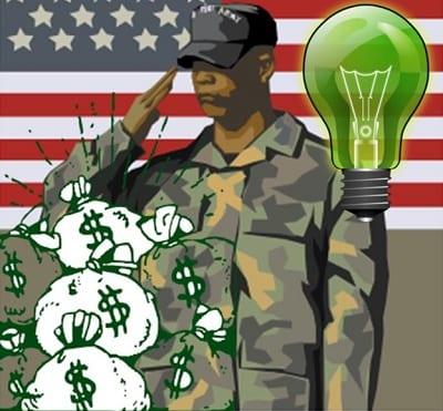 U.S. Military - Renewable Energy Financing