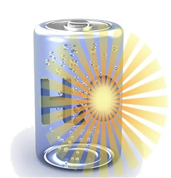 Hydrogen Fuel and Solar Energy