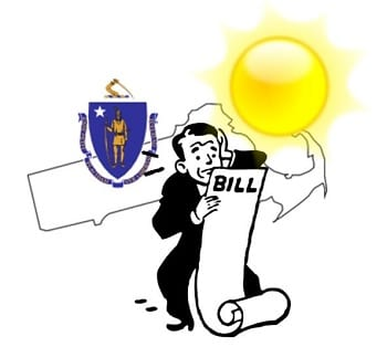 Solar Energy Costs - Massachusetts