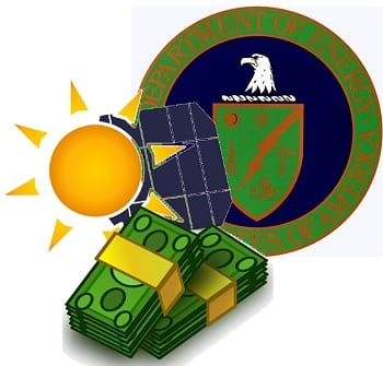 Solar Energy Grant - Department of Energy