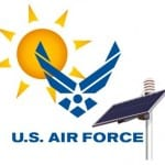 Air Force takes the lead in solar energy