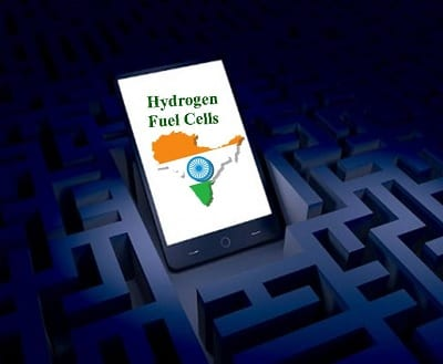 Hydrogen fuel cell maker teams with India's Microqual Techno