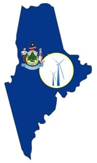 Maine aims to revise its wind energy goals