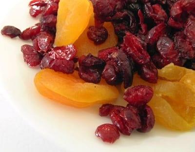 Geothermal Energy - Dried Fruit