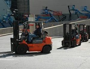 Hydrogen Fuel Cells - Forklift
