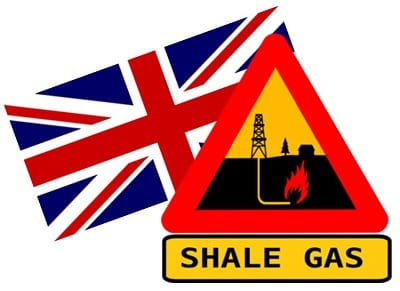 Shale Gas Fracking - UK