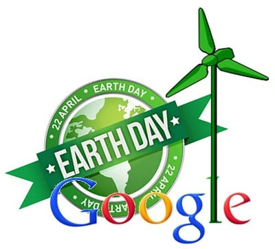 Wind Energy - Google makes announcement on Earth Day