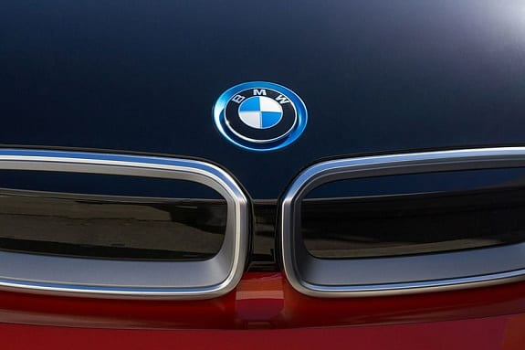 Clean Transportation - BMW i3 front