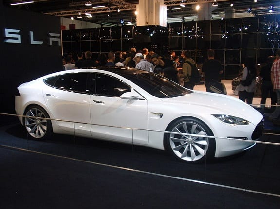 Clean Transportation - Tesla Model S
