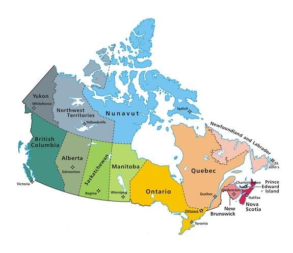 Hydrogen Fuel - Canada
