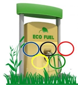 Hydrogen Fuel - Olympics
