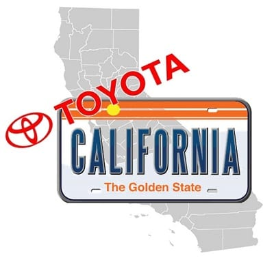 Hydrogen Fuel - Toyota and California infrastructure