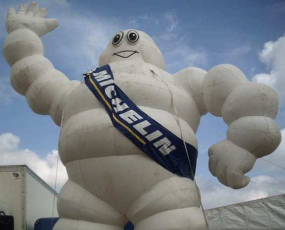 Hydrogen fuel cells - Michelin