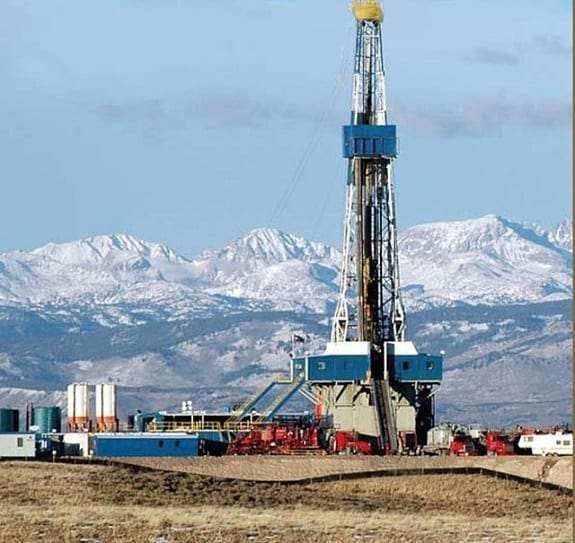 Natural Gas Drilling - Fracking