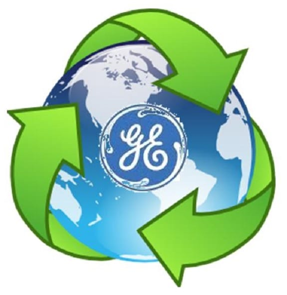 GE is one of the largest supporters of renewable energy in the world