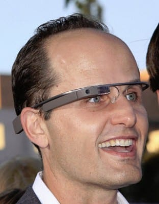 Solar Energy - Google Glass