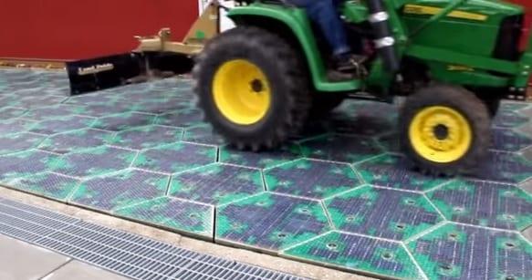 Solar Energy - Solar Roadways