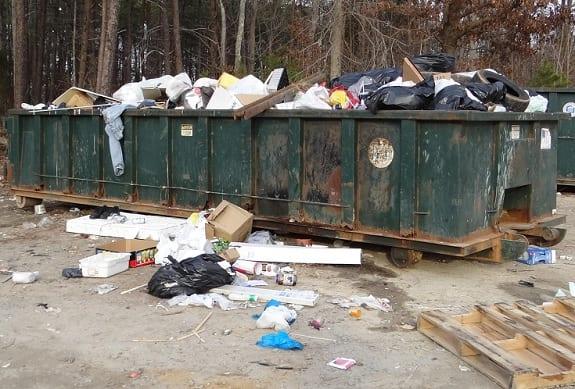 Waste Management Problems