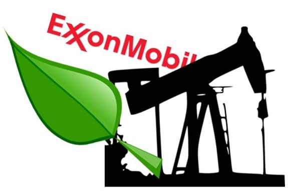 Alternative Energy Debate - Exxon