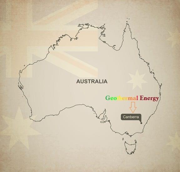 Geothermal Energy - Canberra, Australia