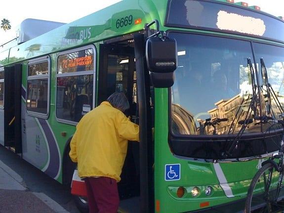 Hydrogen Fuel - Public Bus