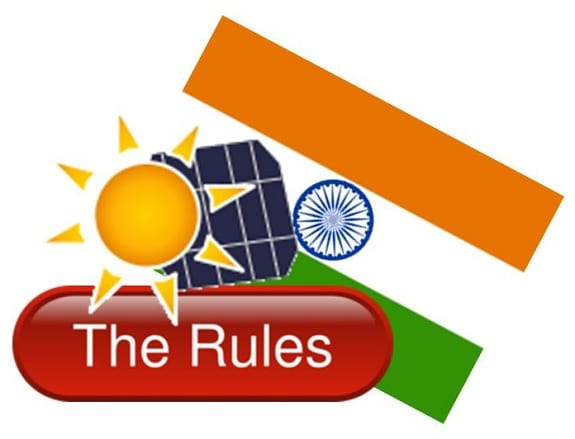 India aims to restrict low-quality solar energy products