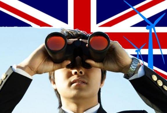 Wind Energy - China looks to UK