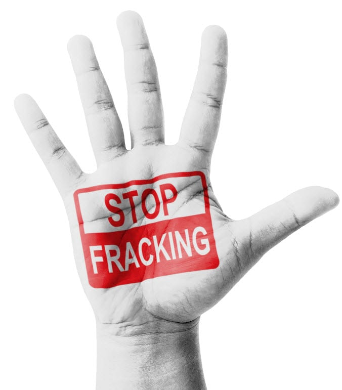 Fracking ban considerd in Texas