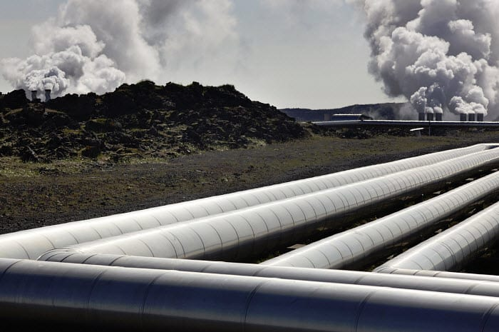 geothermal energy could solve problems