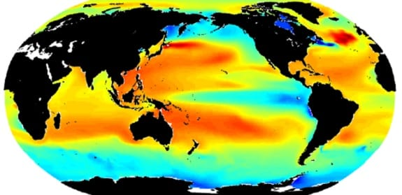 Climate Change around the world