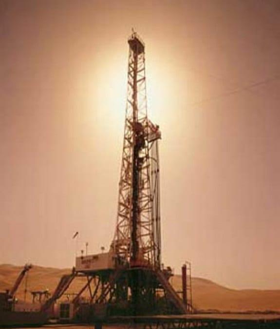 Fracking - drilling
