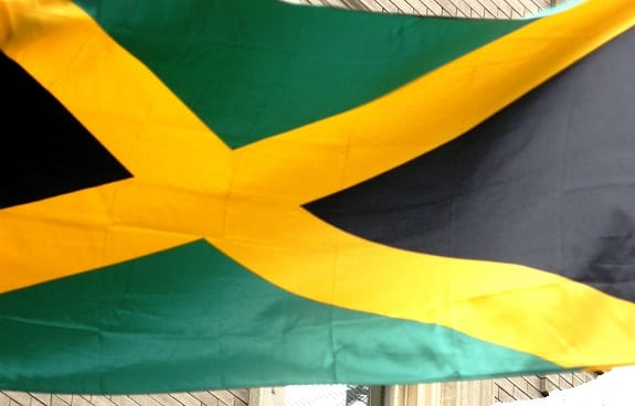 Renewable Energy - Jamaican Flag