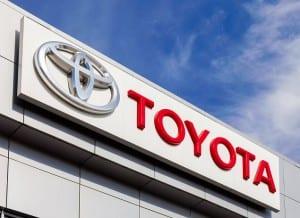 Hydrogen fuel production - Toyota