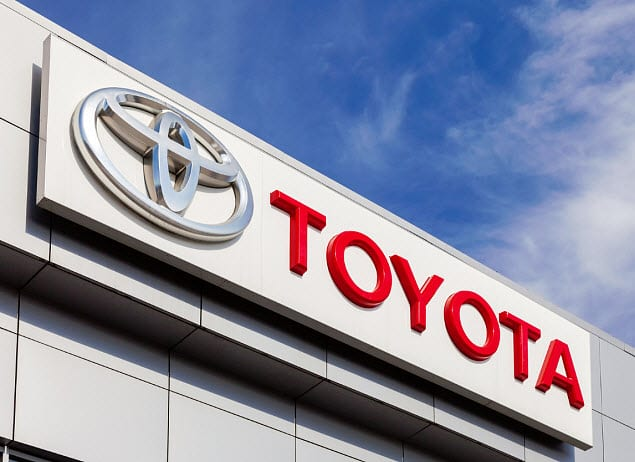 Hydrogen fuel project - Toyota