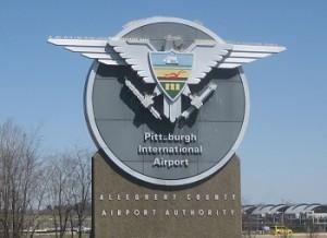 Fracking - Pittsburgh International Airport