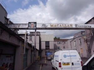 Green Energy Project - The Macallan Distillery