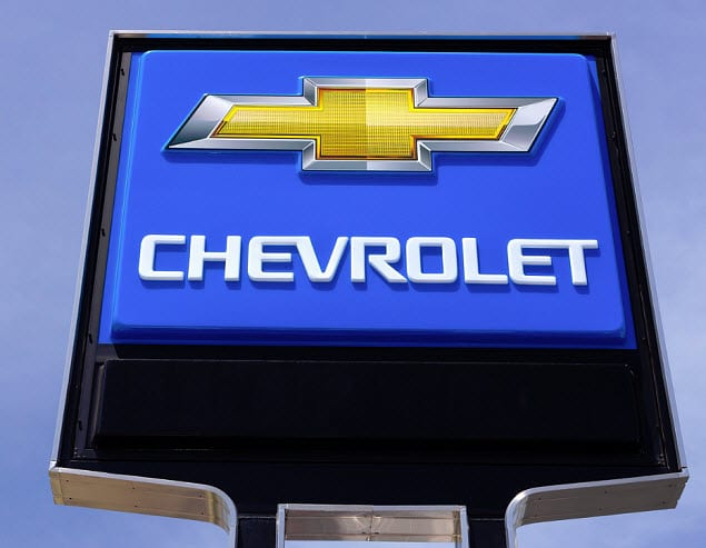 Chevrolet - Hydrogen Fuel Cells