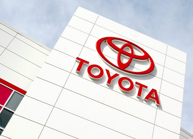 Toyota - Support for Fuel Cell Vehicles