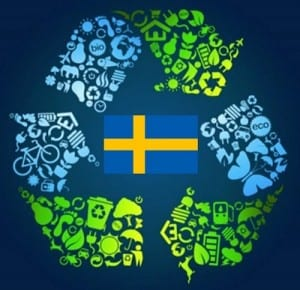 Waste Management - Sweden recycling program