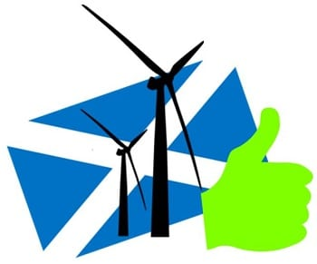 Wind Energy Approval in Scotland