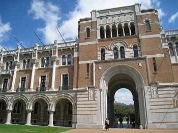 Rice University - Hydrogen Fuel Research