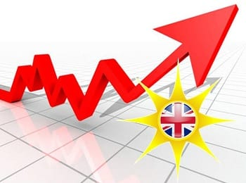 UK Solar Energy Milestone