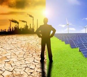 Landfill gas - renewable energy
