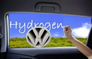 Hydrogen Fuel - Volkswagen