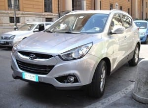 Fuel Cell Vehicles - Hyundai ix35