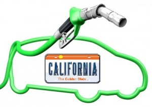 Hydrogen Fuel Stations - California