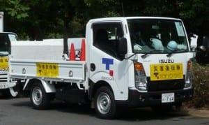 Hydrogen Fuel - Tokyor Gas Truck