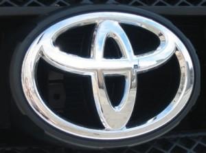 Hydrogen Fuel - Toyota Symbol
