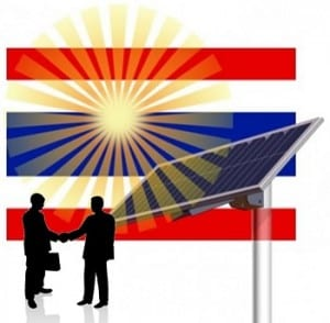 Solar Energy Partnership - Thailand