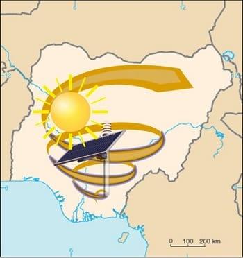 Solar rental system - Nigeria solar energy